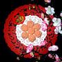 Rose Pineapple Tart